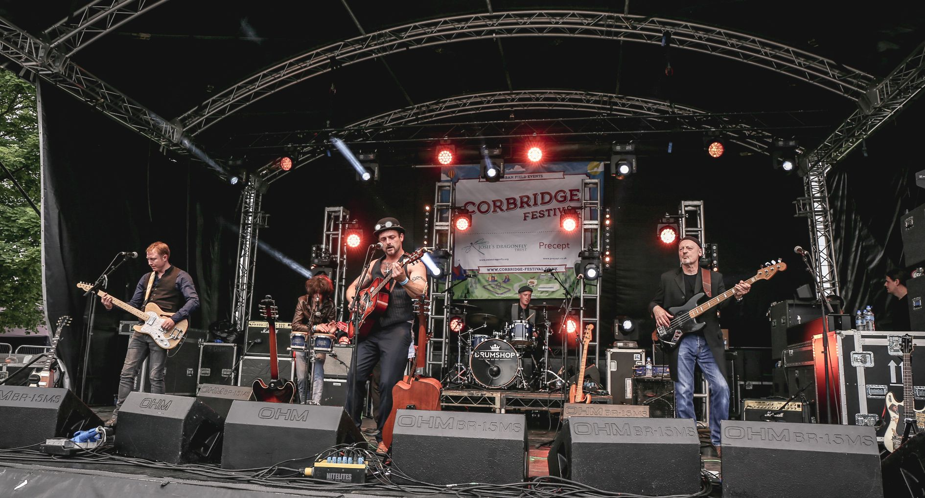 Live music at Corbridge Festival